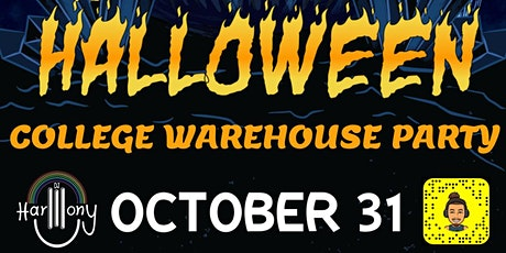 Halloween Warehouse Party tickets