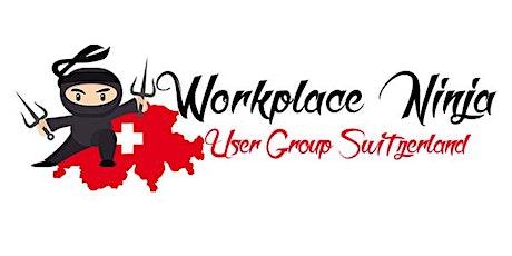 WorkPlace Ninja UserGroup Switzerland 2111 Tickets