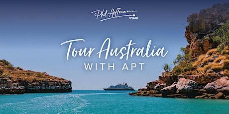 JUST RELEASED!   Kimberley & Australia with APT 2022-23  -  Modbury tickets