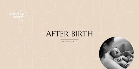 After Birth tickets