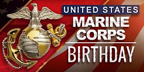 Marine Corps  246th Birthday Celebration tickets