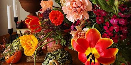 Dutch Masters Flower Arrangement Workshop tickets