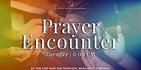 Prayer Encounter | Tuesday | 6:00 PM tickets