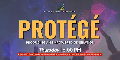 Protegé | Thursday | 6:00  PM tickets