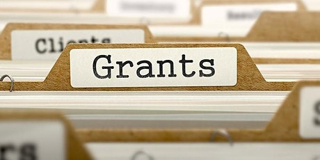Community Grants Program  - Information Session + Training tickets