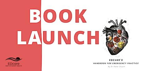 EDCare's Handbook For Emergency Practice Book Launch tickets