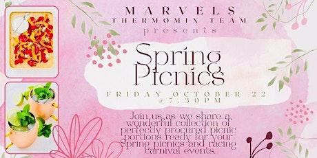 Spring Picnics tickets