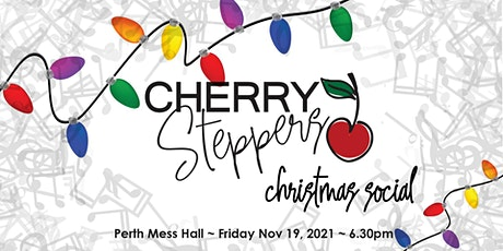 Cherry Steppers Christmas Social tickets