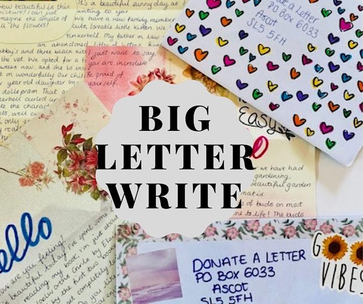 Big Letter Write image