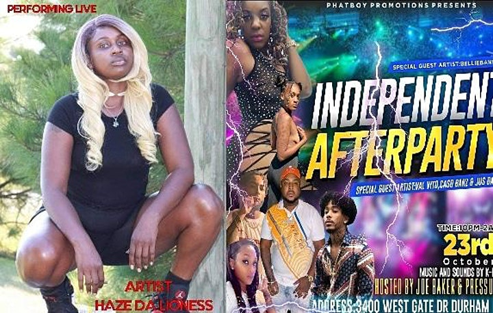 Independent Afterparty image