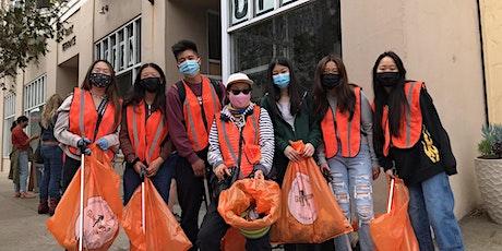 SF Village Cleanup tickets