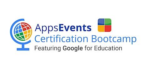 Google Educator Level 1  Bootcamp Online Training-Oct 2021 tickets