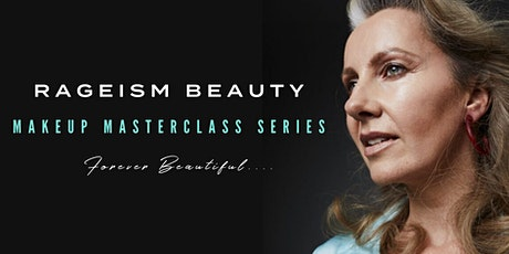 Rageism Beauty Mineral Makeup for the Mature Woman FREE Masterclass tickets