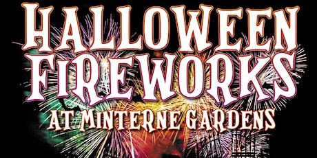 Halloween Fireworks tickets