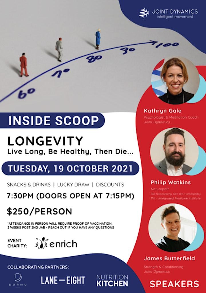 Inside Scoop - Longevity image