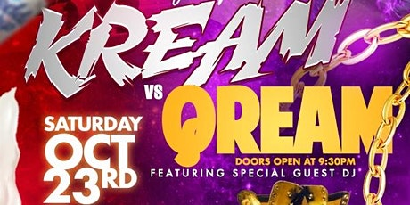 KREAM vs QREAM - The Official FVSU Homecoming Finale tickets