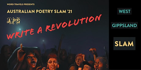 Australian Poetry Slam '21 - West Gippsland Heat tickets