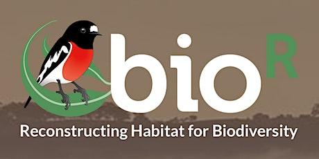 BioR: reconstructing habitat for biodiversity tickets