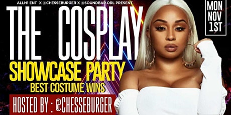 The Cosplay Showcase (Best Costume Wins Cash Prize!!!!!) tickets