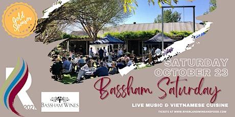 Bassham Wines - Saturday at Bassham tickets