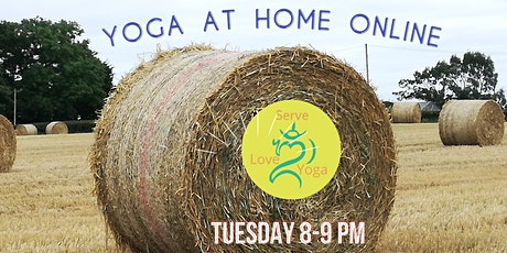 The yoga at home Autumn toolbox tickets