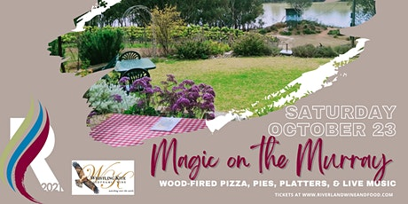 Whistling Kite Wines - Magic on the Murray tickets