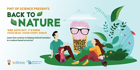 Pint of Science: Back to Nature tickets