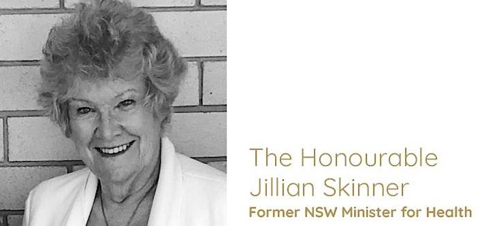 Brett Tindall Memorial Lecture 2021: The Honourable Jillian Skinner image