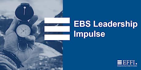 EBS Leadership Impulse Tickets