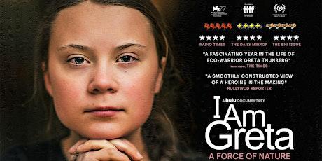 Schwedische Filme im Felleshus: I AM GRETA tickets