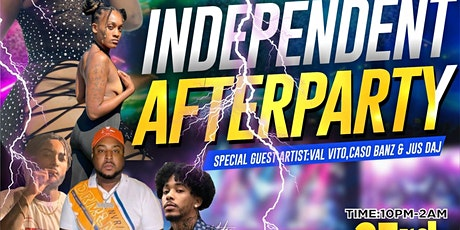 Independent Afterparty tickets