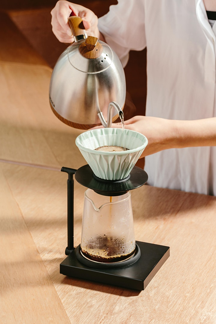 Between Coffee Pour-Over Workshop at The Upper House image