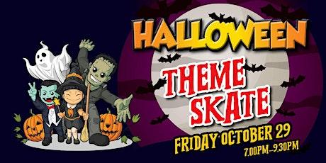Halloween Theme Skate - 29 October 2021 tickets