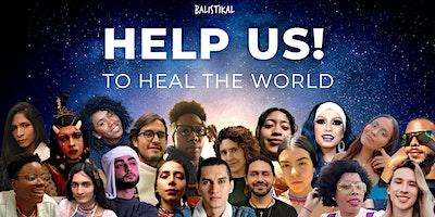 Ayúdanos a sanar al mundo