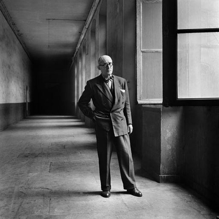 A Day in the Life of Le Corbusier image