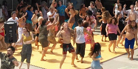 The Liberators: Morning Ecstatic Dance & Beach Session tickets