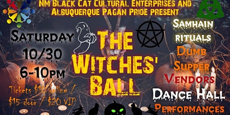 The Witches' Ball tickets