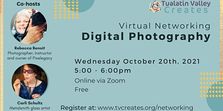 Digital photography for Artists tickets