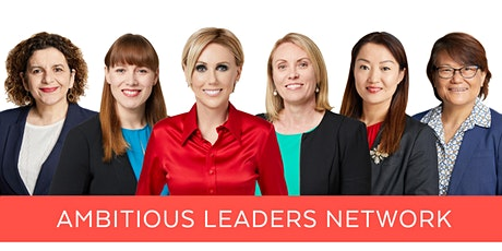 Ambitious Leaders Network Perth – 5 November 2021 tickets