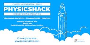 PhysicsHack 2015: Crowdfunding Hackathon for...
