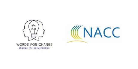 NACC NRM x Words for Change Professional Landcarer Workshop Series tickets