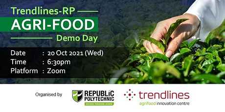 Trendlines - RP Agrifood Innovation Programme Demo Day tickets