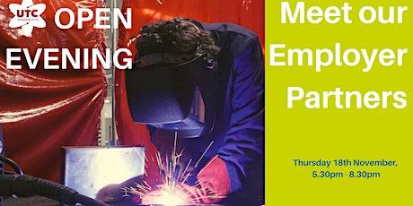 Open Event - Meet our Employer Partners tickets