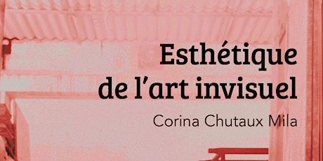 Lancement du livre « Esthétique de l'art invisuel » tickets