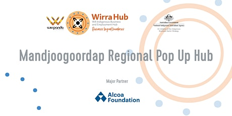 Mandjoogoordap Regional Pop Up - 25th October tickets
