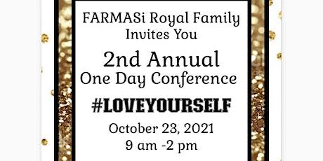 FARMASi #loveyourself tickets