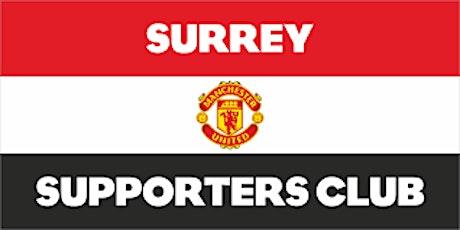 MUSC Surrey Match Day Travel - Man City (H) tickets