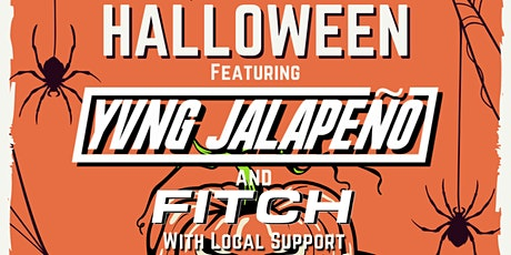 The Vault - Halloween Horrors at the Goat ft Yvng Jalapeño & Fitch tickets