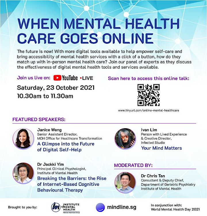 When Mental Health Care Goes Online image