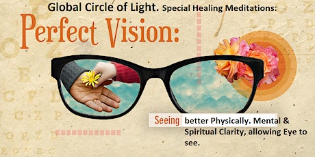 8th Healing to allow better, clearer eyesight & vision. Healthier eyes tickets